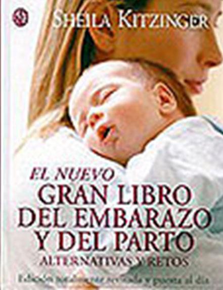 El nuevo gran libro del embarazo y el parto | El Parto es Nuestro